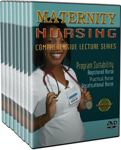 Nursing Maternity DVDs and Video