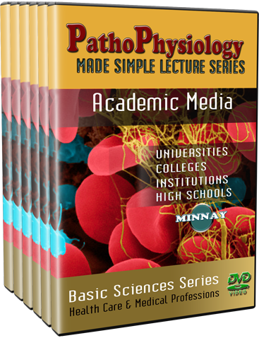 Pathophysiology DVDs and Video