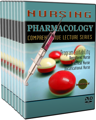 Nursing Pharmacology DVDs & Videos